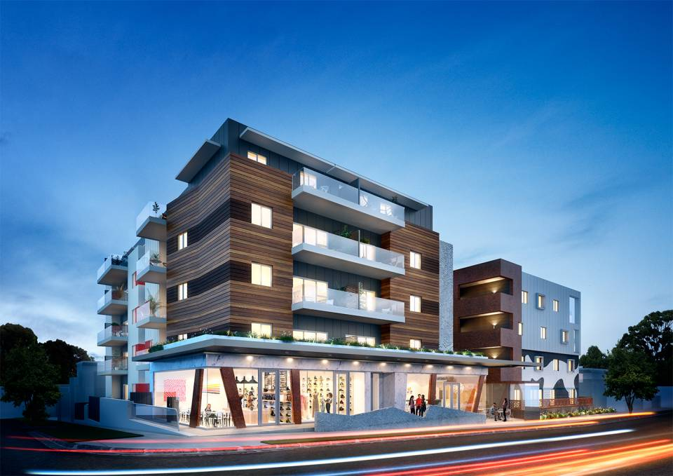 Longford Hill Apartments