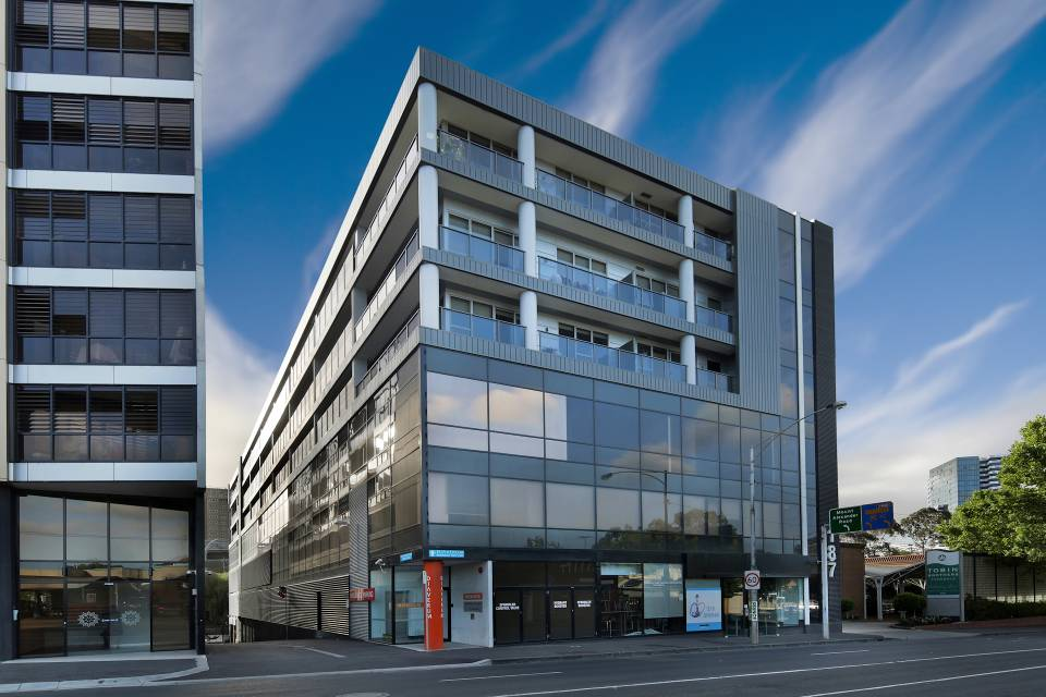 North Melbourne Business Centre